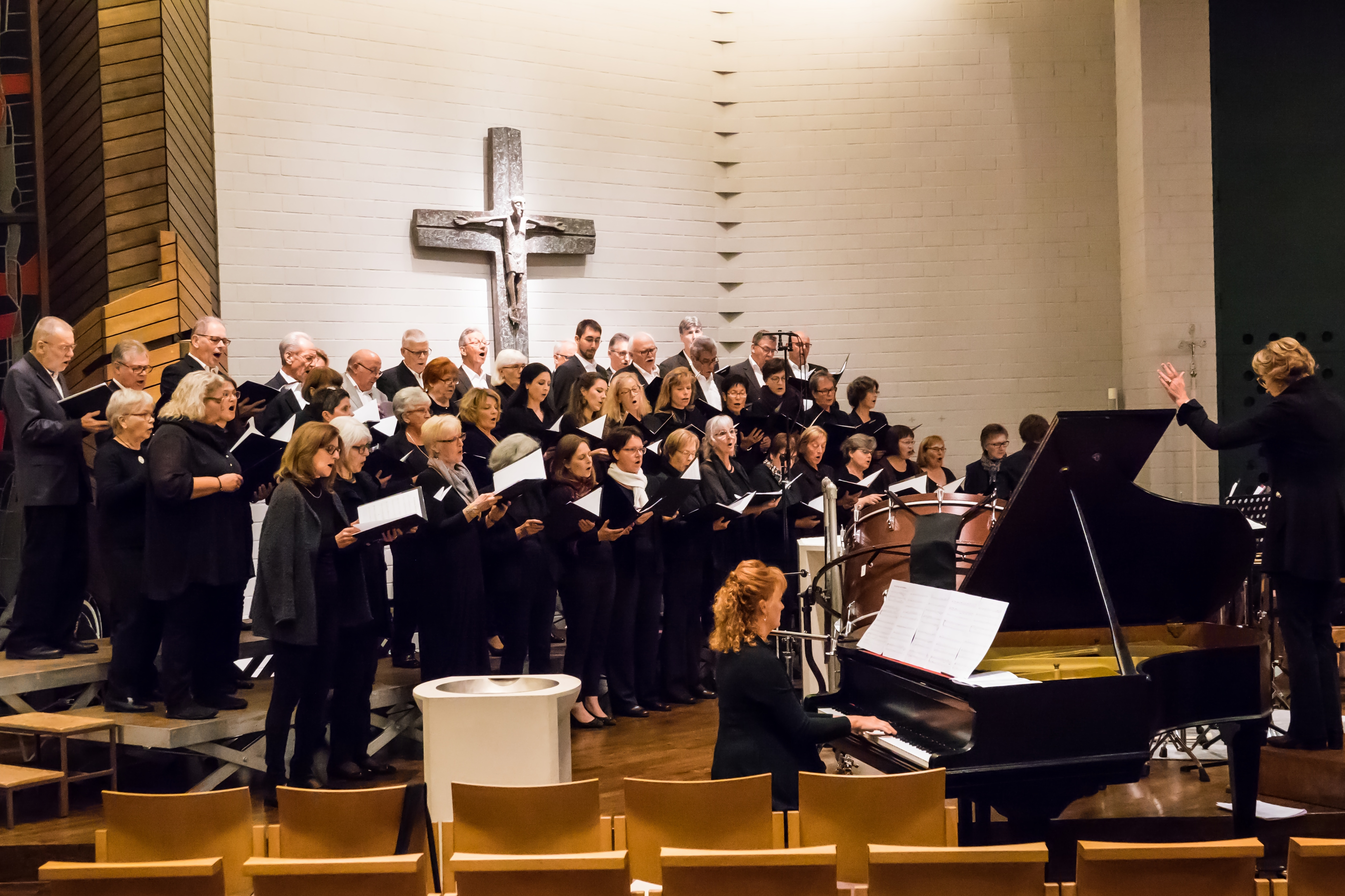 Erfolgreiches Kirchenkonzert