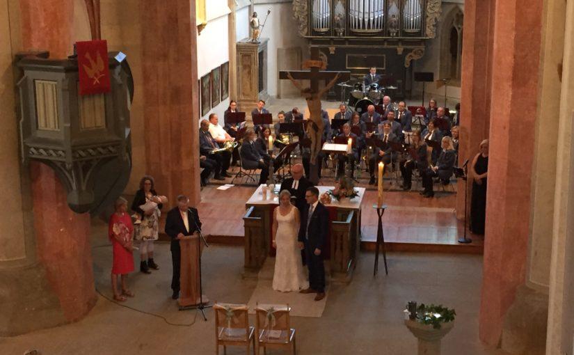 Hochzeit Kathrin und Kristian